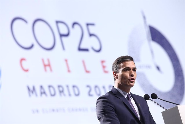COP25.- Periodistas chilenos se quejan en España de no poder preguntar librement