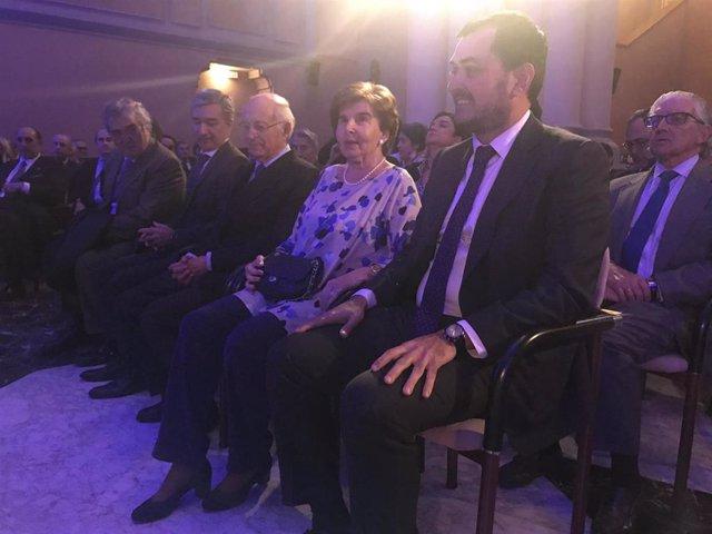 IV Cumbre Empresarial de CEOE por la Competitividad de Aragón y Premio Empresario del Año 2019.