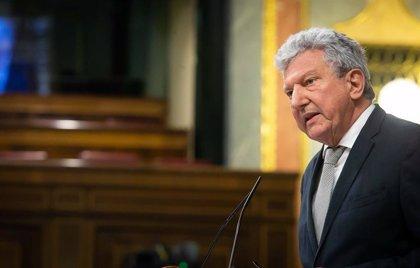 Ya se han acreditado los 350 diputados electos el 10N: el canario Pedro Quevedo ha sido el último
