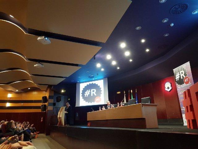 Un momento del I Congreso de la Abogacía Independiente celebrado en Córdoba.