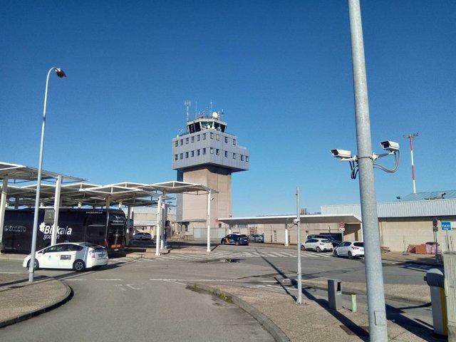 Aeropuerto de Asturias.