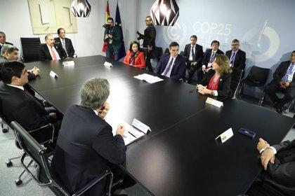 Chile.- Sánchez traslada a los líderes de América Latina que siempre podrán contar con España