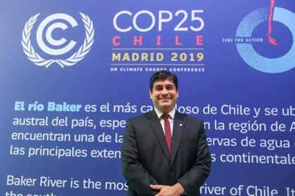 """El presidente de Costa Rica, primer país con mix energético neutro: """"Nuestro papel es demostrar que sí se puede"""""""