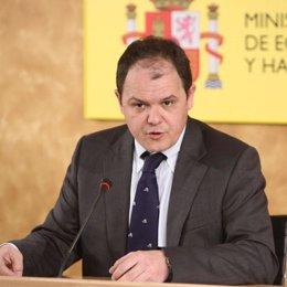 El exsecretario de Estado de Economía David Vegara en una imagen de archivo