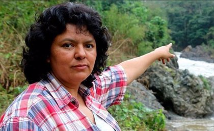 Honduras.- Condenas de entre 30 y 50 años de cárcel para los siete autores materiales del asesinato de Berta Cáceres