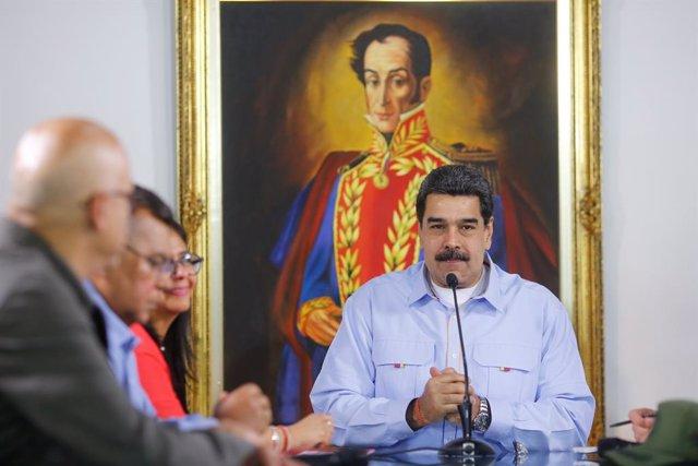 Venezuela.- Una jurista portuguesa, al frente de la comisión de la comisión de i