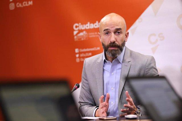 El diputado de Cs David Muñoz Zapata