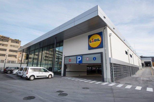 Lidl concluye noviembre con la apertura de siete nuevas tiendas y una inversión de 28 millones