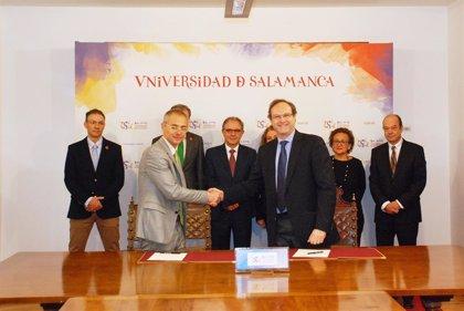 La Universidad de Salamanca firma un convenio de colaboración con la Sociedad Española de Farmacia Familiar
