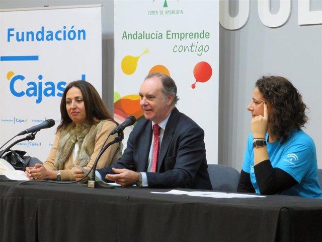Presentan la I Hackathon Emprende en Huelva.