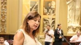 La presidenta del Govern de Balears, Francina Armengol.