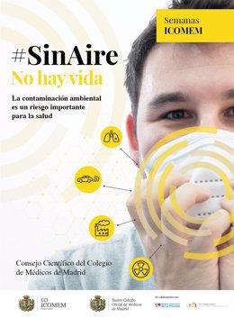 Foto de la campaña 'Sin aire no hay vida'.