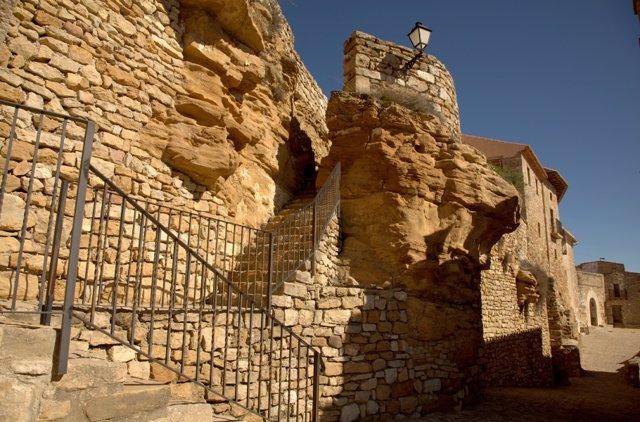 Casco histórico de Culla