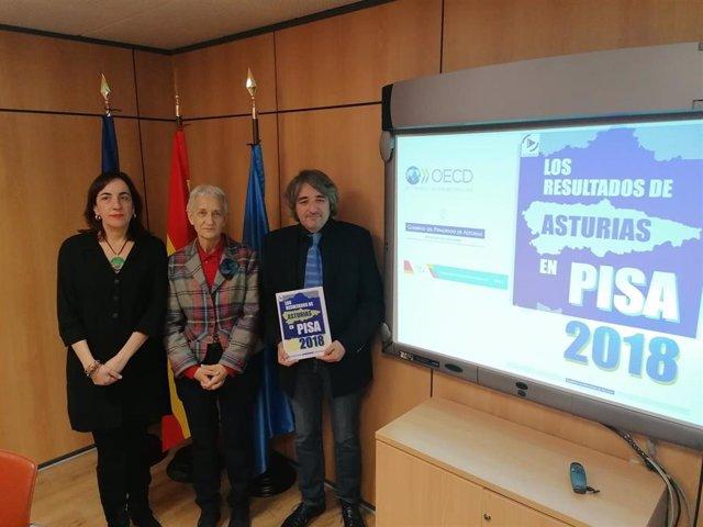 Presentación resultados informe PISA.