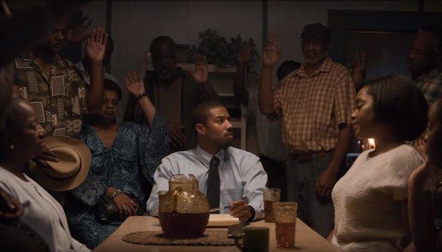 Michael B. Jordan protagoniza Cuestión de Justicia