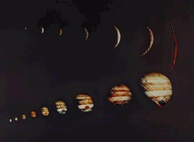 Se cumplen 46 años de las primeras fotos de una nave desde Júpiter