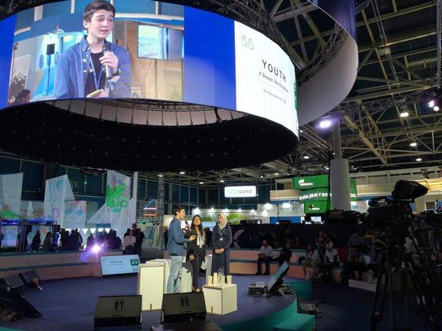 """COP25.- Jóvenes en el Cumbre: """"Perdimos la oportunidad de evitar el cambio climá"""