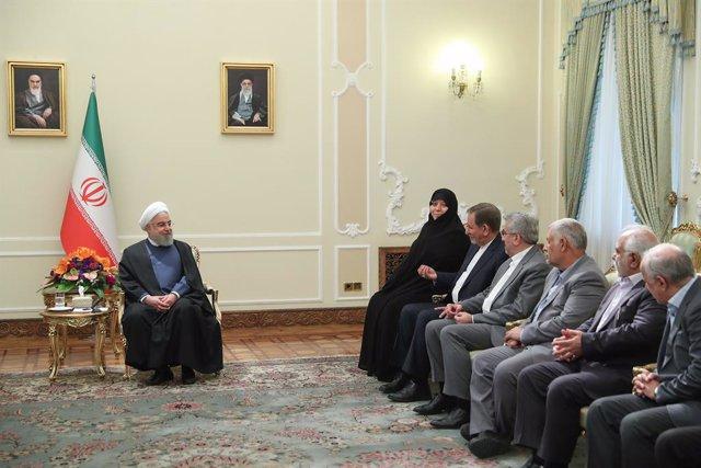 """Irán.- El régimen de Irán rechaza el balance de ONG y asegura que hay """"bastantes"""