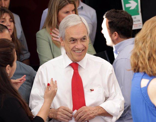 """Chile.- Piñera anuncia un bono de """"alivio"""" para 1,3 millones de familias chilena"""