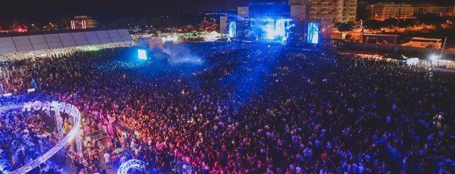 Weekend Beach Festival de Torre del Mar 2018