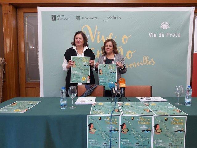 'Vive O Camiño' Llega A Ourense