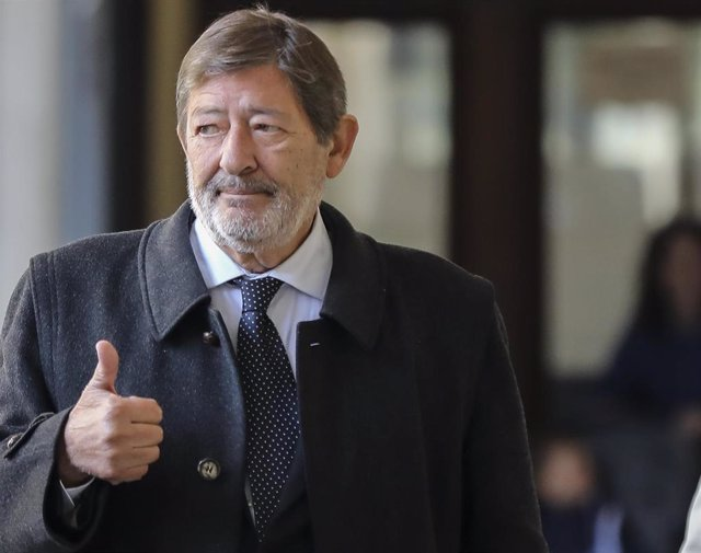 El exdirector general de Trabajo Francisco Javier Guerrero.