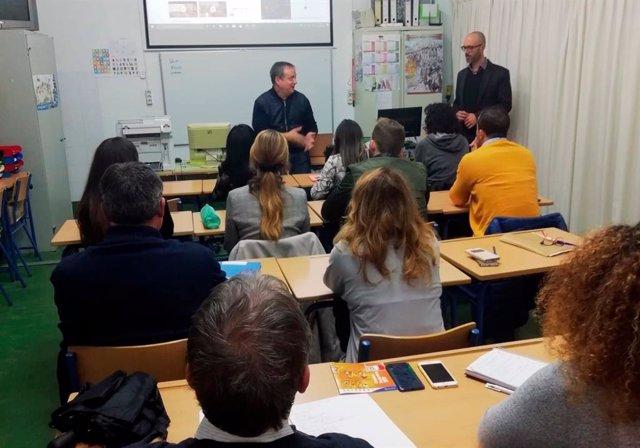 Taller de Andalucía Lab en Mojácar para empresarios turísticos