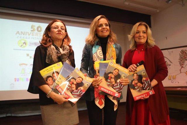 Actos por el Día de la Discapacidad en el CEE Princesa Sofía de Almería