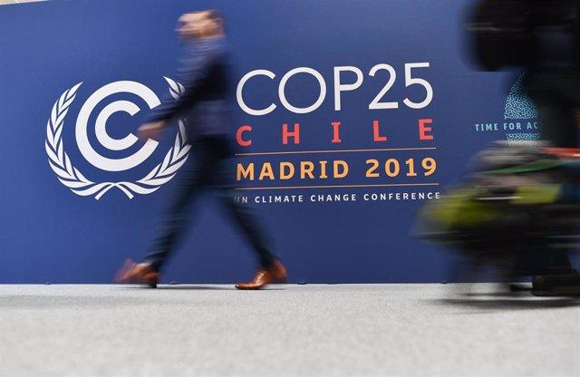 Sede en Madrid de la COP25