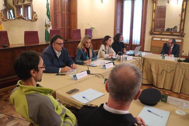 Comité Asesor del Plan Infoca de Almería
