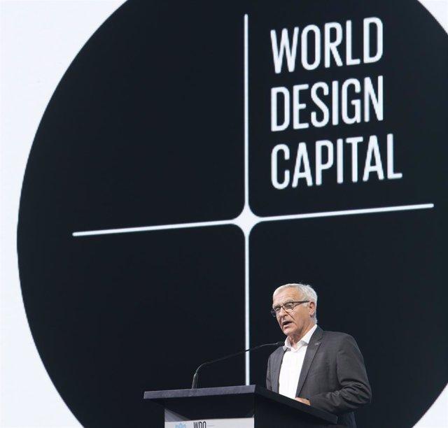 COP25.- Valencia Capital Mundial del Diseño 2022 exhibe el valor del diseño en l