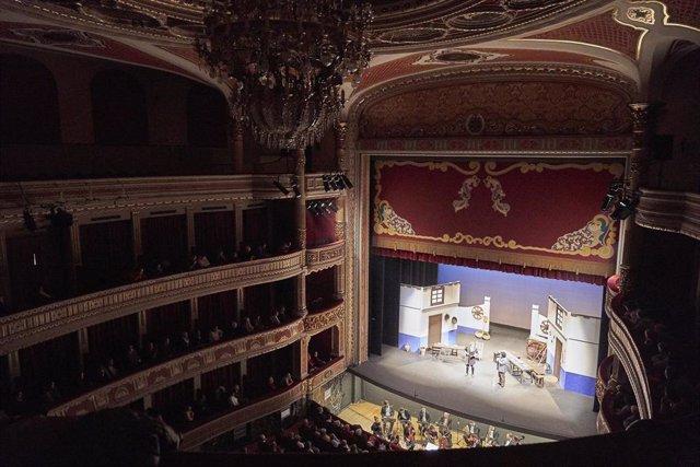 Nota De Prensa. Teatro Lope De Vega. Zarzuela