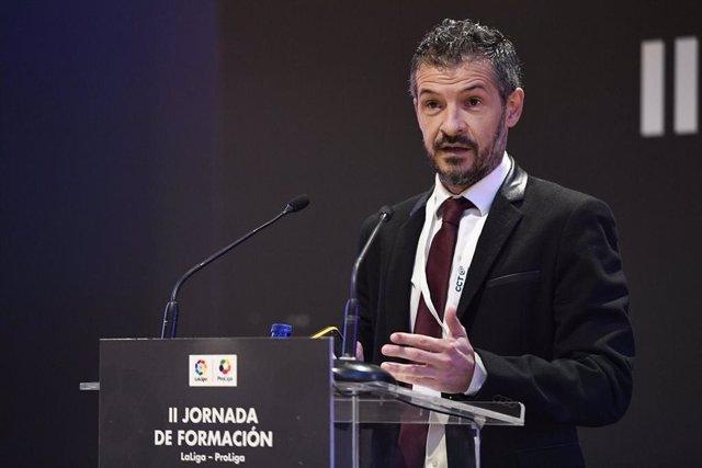 Fútbol.- ProLiga y Futbolistas ON se abren a negociar el nuevo Convenio Colectiv