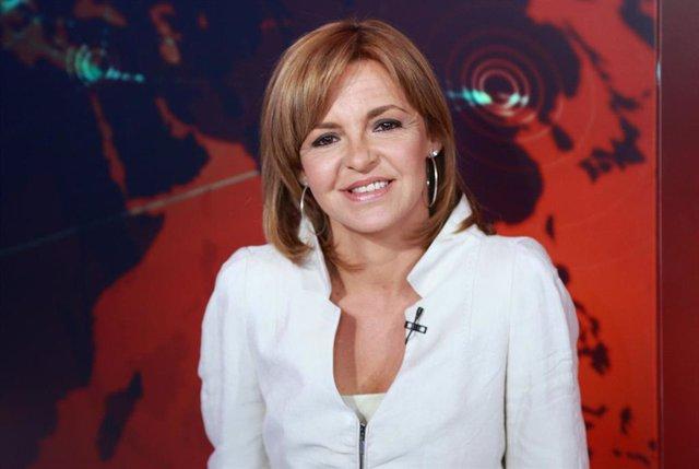 La corresponsal de TVE Almudena Ariza