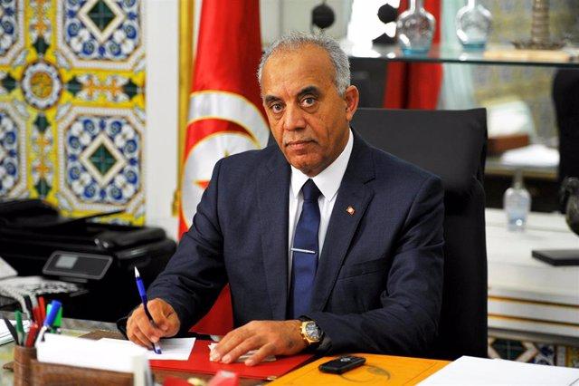 El primer ministro designado de Túnez, Habib Yemli