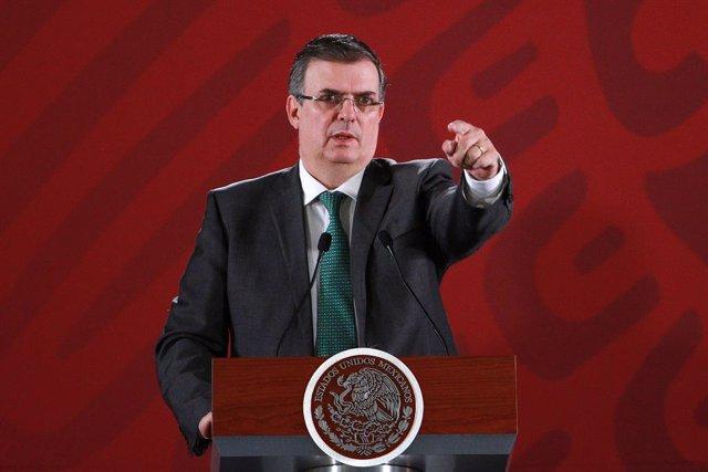 """EEUU/México.- México dice que designar a como terroristas a los cárteles """"debili"""
