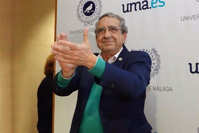 José Ángel Narváez, reelegido rector de la UMA