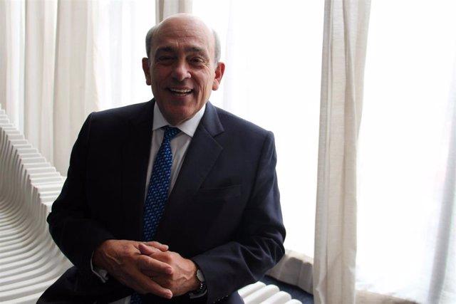 El candidato peruano a la Presidencia de la Organización de Estados Americanos (OEA) Hugo de Zela