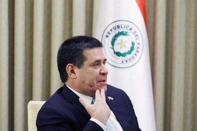 El expresidente de Paraguay Horacio Cartes