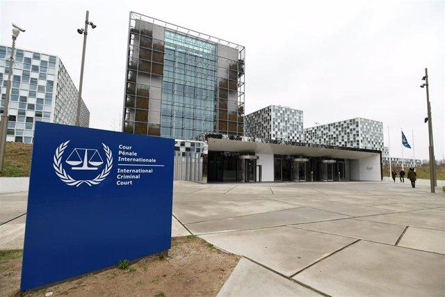 El edificio del Tribunal Penal Internacional, situado en La Haya