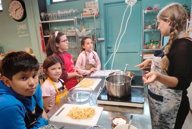 [Grupomadrid] Juvenalia 2019: Cocina, Aprendizaje Y Diversión