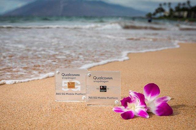Nuevos procesadores para dispositivos móviles Snapdragon 865 y 765