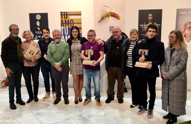 Entrega de premios a alumnos de CESINE