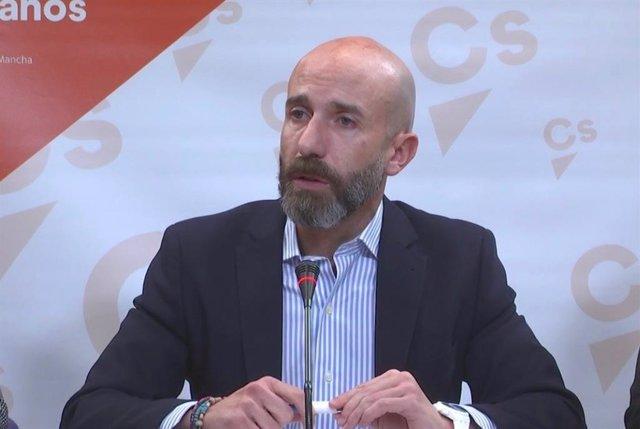 El diputado de Ciudadanos David Muñoz Zapata