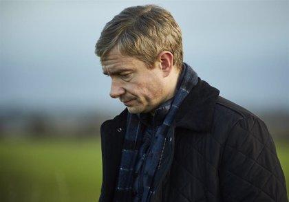 El thriller 'Una confesión', protagonizado por Martin Freeman, llega el 27 de diciembre a Movistar+