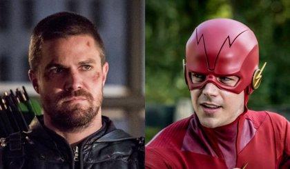 Así han preparado Arrow y The Flash Crisis en Tierras Infinitas
