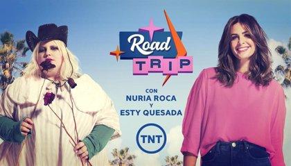 Nuria Roca y Esty Quesada recorren Estados Unidos en 'Road Trip', el nuevo programa de TNT