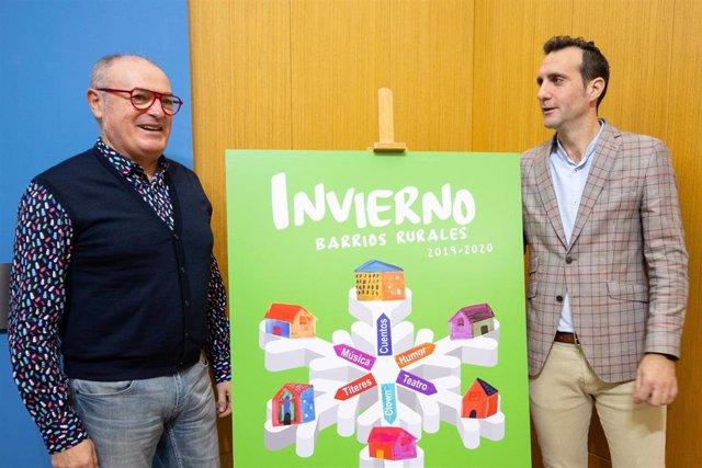 """Presentación del programa 'Invierno Barrios Rurales"""""""