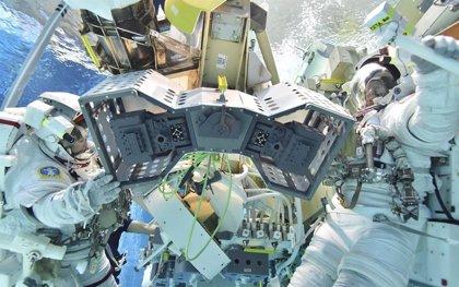 La NASA diseña un garaje para robots fuera de la Estación Espacial