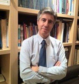El profesor de la UEx José María Ramírez Moreno
